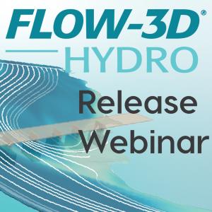 FLOW-3D HYDRO webinar