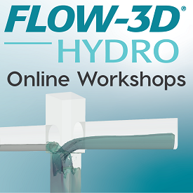 FLOW-3D HYDRO Workshops